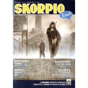 Skorpio Anno 36 - N° 17 - Skorpio 2012 17 - Skorpio Editoriale Aurea