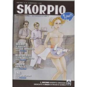 Skorpio Anno 36 - N° 18 - Skorpio 2012 18 - Skorpio Editoriale Aurea