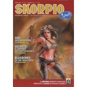 Skorpio Anno 36 - N° 19 - Skorpio 2012 19 - Skorpio Editoriale Aurea