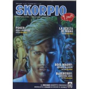 Skorpio Anno 36 - N° 23 - Skorpio 2012 23 - Skorpio Editoriale Aurea