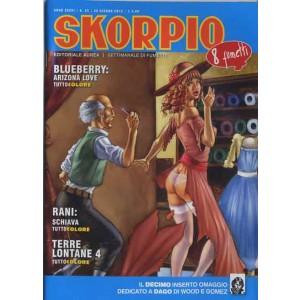 Skorpio Anno 36 - N° 25 - Skorpio 2012 25 - Skorpio Editoriale Aurea