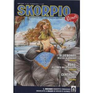 Skorpio Anno 36 - N° 28 - Skorpio 2012 28 - Skorpio Editoriale Aurea
