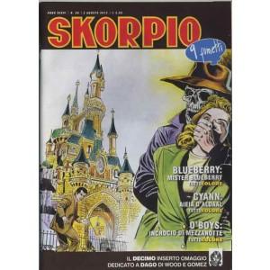Skorpio Anno 36 - N° 30 - Skorpio 2012 30 - Skorpio Editoriale Aurea