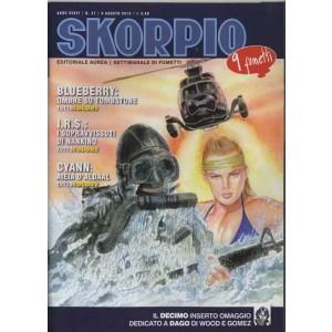 Skorpio Anno 36 - N° 31 - Skorpio 2012 31 - Skorpio Editoriale Aurea