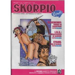 Skorpio Anno 36 - N° 32 - Skorpio 2012 32 - Skorpio Editoriale Aurea