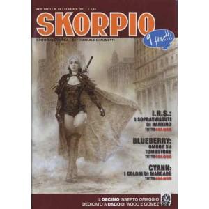 Skorpio Anno 36 - N° 33 - Skorpio 2012 33 - Skorpio Editoriale Aurea