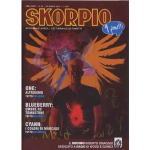 Skorpio Anno 36 - N° 34 - Skorpio 2012 34 - Skorpio Editoriale Aurea