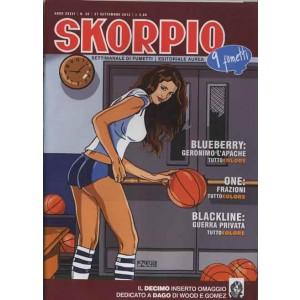 Skorpio Anno 36 - N° 38 - Skorpio 2012 38 - Skorpio Editoriale Aurea