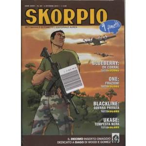Skorpio Anno 36 - N° 39 - Skorpio 2012 39 - Skorpio Editoriale Aurea