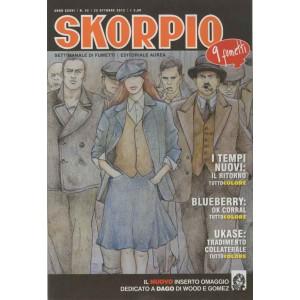 Skorpio Anno 36 - N° 42 - Skorpio 2012 42 - Skorpio Editoriale Aurea