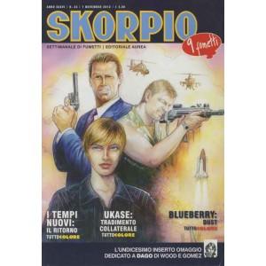 Skorpio Anno 36 - N° 43 - Skorpio 2012 43 - Skorpio Editoriale Aurea