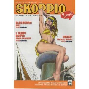 Skorpio Anno 36 - N° 44 - Skorpio 2012 44 - Skorpio Editoriale Aurea