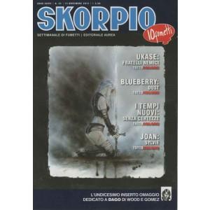 Skorpio Anno 36 - N° 45 - Skorpio 2012 45 - Skorpio Editoriale Aurea
