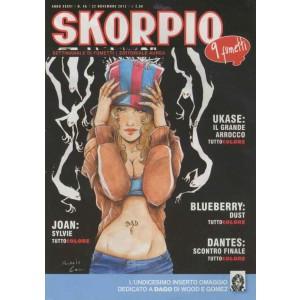 Skorpio Anno 36 - N° 46 - Skorpio 2012 46 - Skorpio Editoriale Aurea