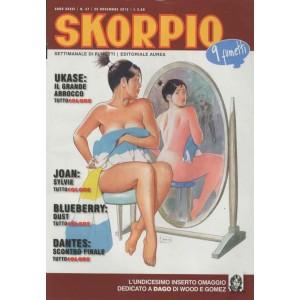 Skorpio Anno 36 - N° 47 - Skorpio 2012 47 - Skorpio Editoriale Aurea