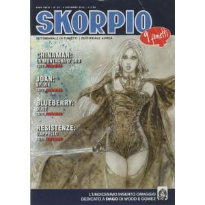 Skorpio Anno 36 - N° 48 - Skorpio 2012 48 - Skorpio Editoriale Aurea