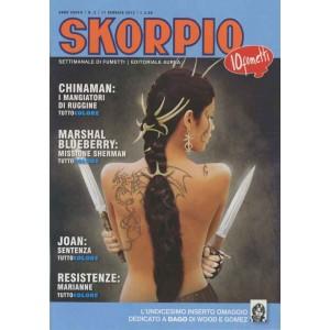 Skorpio Anno 37 - N° 2 - Skorpio 2013 2 - Skorpio Editoriale Aurea
