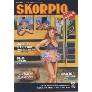 Skorpio Anno 37 - N° 3 - Skorpio 2013 3 - Skorpio Editoriale Aurea