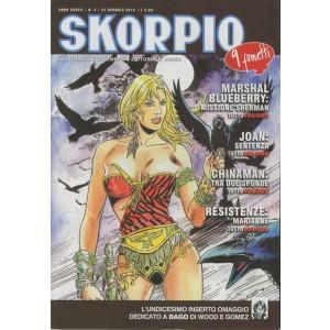 Skorpio Anno 37 - N° 4 - Skorpio 2013 4 - Skorpio Editoriale Aurea