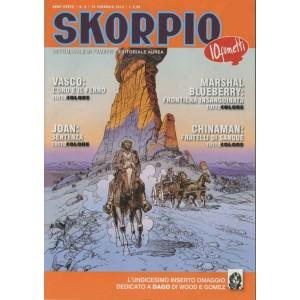 Skorpio Anno 37 - N° 6 - Skorpio 2013 6 - Skorpio Editoriale Aurea