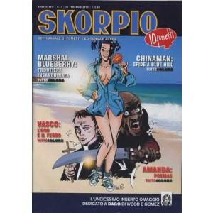 Skorpio Anno 37 - N° 7 - Skorpio 2013 7 - Skorpio Editoriale Aurea