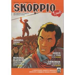 Skorpio Anno 37 - N° 8 - Skorpio 2013 8 - Skorpio Editoriale Aurea
