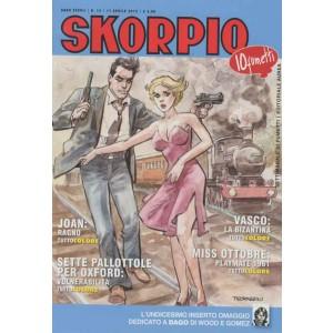 Skorpio Anno 37 - N° 14 - Skorpio 2013 14 - Skorpio Editoriale Aurea