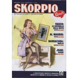 Skorpio Anno 37 - N° 19 - Skorpio 2013 19 - Skorpio Editoriale Aurea