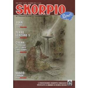 Skorpio Anno 37 - N° 23 - Skorpio 2013 23 - Skorpio Editoriale Aurea