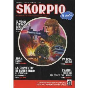 Skorpio Anno 37 - N° 24 - Skorpio 2013 24 - Skorpio Editoriale Aurea