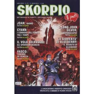 Skorpio Anno 37 - N° 27 - Skorpio 2013 27 - Skorpio Editoriale Aurea