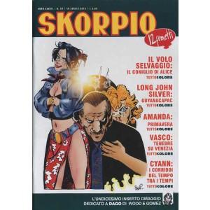 Skorpio Anno 37 - N° 28 - Skorpio 2013 28 - Skorpio Editoriale Aurea
