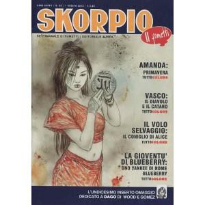 Skorpio Anno 37 - N° 30 - Skorpio 2013 30 - Skorpio Editoriale Aurea