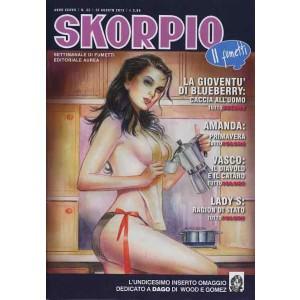 Skorpio Anno 37 - N° 32 - Skorpio 2013 32 - Skorpio Editoriale Aurea