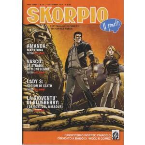 Skorpio Anno 37 - N° 35 - Skorpio 2013 35 - Skorpio Editoriale Aurea