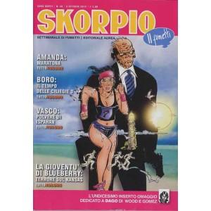 Skorpio Anno 37 - N° 39 - Skorpio 2013 39 - Skorpio Editoriale Aurea