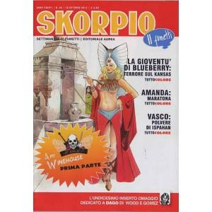 Skorpio Anno 37 - N° 40 - Skorpio 2013 40 - Skorpio Editoriale Aurea