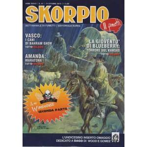 Skorpio Anno 37 - N° 41 - Skorpio 2013 41 - Skorpio Editoriale Aurea