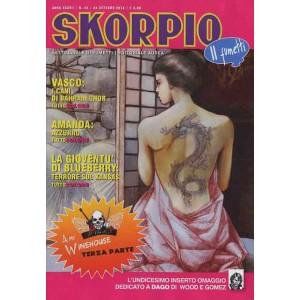 Skorpio Anno 37 - N° 42 - Skorpio 2013 42 - Skorpio Editoriale Aurea