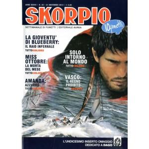 Skorpio Anno 37 - N° 46 - Skorpio 2013 46 - Skorpio Editoriale Aurea