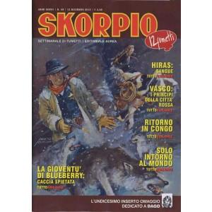 Skorpio Anno 37 - N° 49 - Skorpio 2013 49 - Skorpio Editoriale Aurea