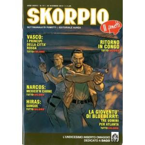 Skorpio Anno 37 - N° 51 - Skorpio 2013 51 - Skorpio Editoriale Aurea