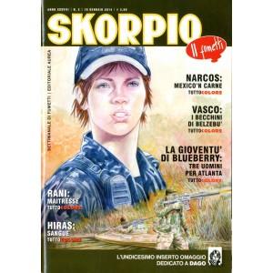 Skorpio Anno 38 - N° 2 - Skorpio 2014 2 - Skorpio Editoriale Aurea