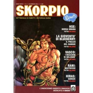 Skorpio Anno 38 - N° 3 - Skorpio 2014 3 - Skorpio Editoriale Aurea