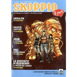 Skorpio Anno 38 - N° 6 - Skorpio 2014 6 - Skorpio Editoriale Aurea