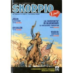 Skorpio Anno 38 - N° 7 - Skorpio 2014 7 - Skorpio Editoriale Aurea