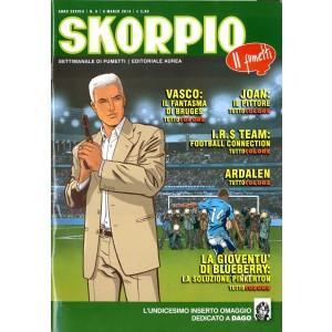 Skorpio Anno 38 - N° 9 - Skorpio 2014 9 - Skorpio Editoriale Aurea