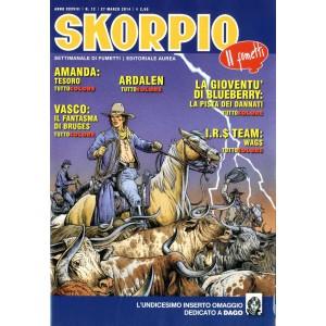 Skorpio Anno 38 - N° 12 - Skorpio 2014 12 - Skorpio Editoriale Aurea