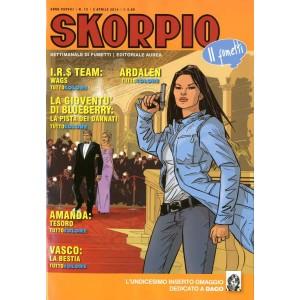 Skorpio Anno 38 - N° 13 - Skorpio 2014 13 - Skorpio Editoriale Aurea