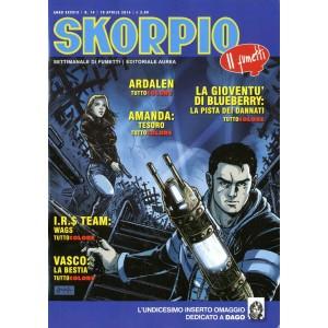 Skorpio Anno 38 - N° 14 - Skorpio 2014 14 - Skorpio Editoriale Aurea